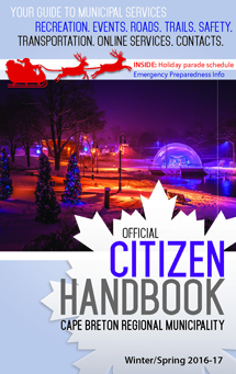 Citizens Handbook WinterSpring 20162017 Page01