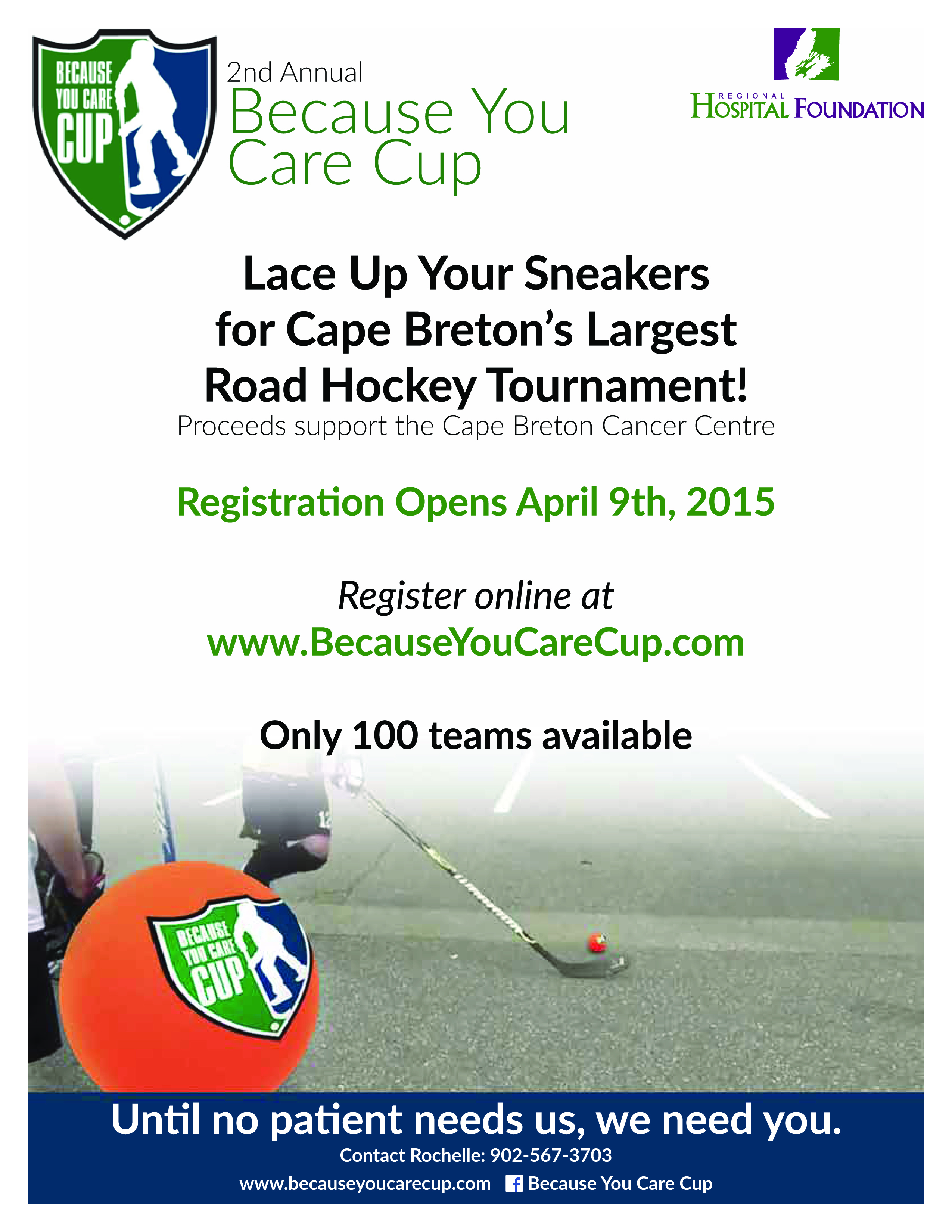 Poster 2nd Annual BYCC