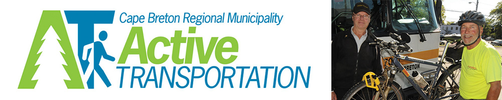 Active Transportation Banner